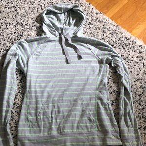 Under Armour hooded tee shirt